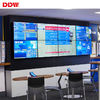 1.8mm CCTV Video Wall 55 Inch Resolution 1920*1080 With 500nits Anti - Glare